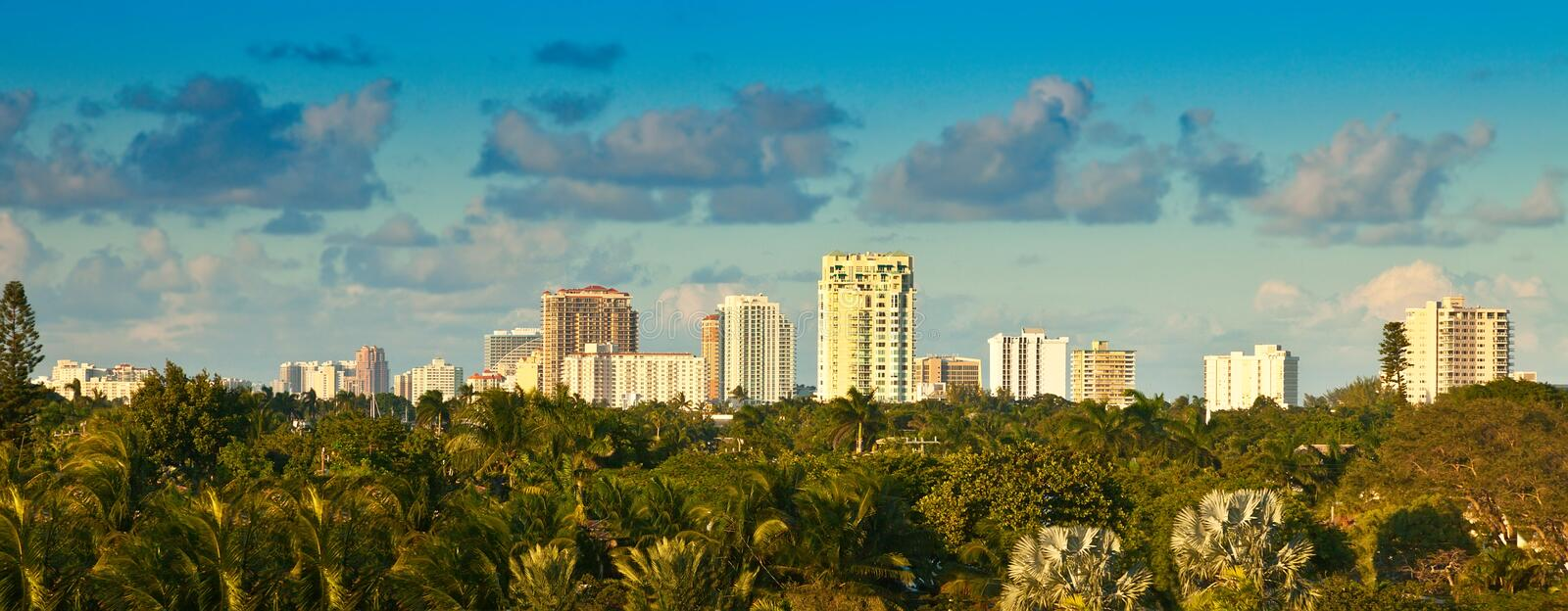 Fort Lauderdale stockbild