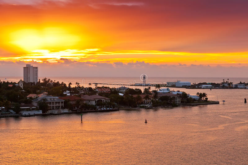 Fort Lauderdale arkivfoto
