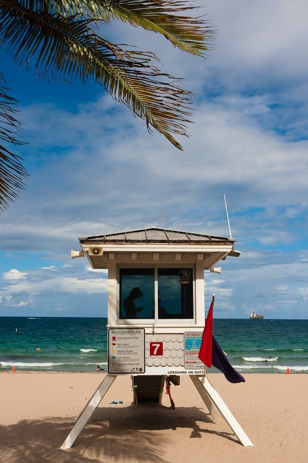 Fort Lauderdale fotografering för bildbyråer