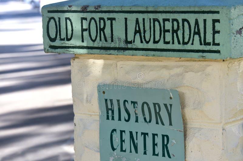 Fort Lauderdale royalty-vrije stock foto