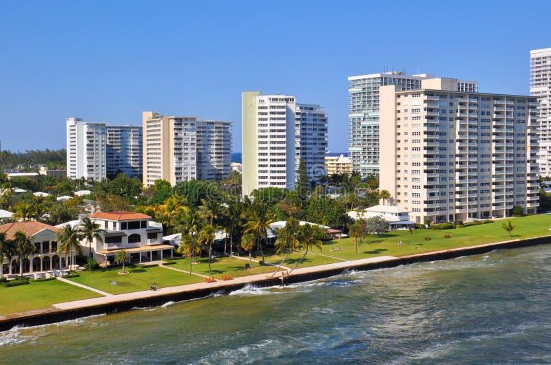 Fort Lauderdale, Florida, de V.S. royalty-vrije stock afbeelding