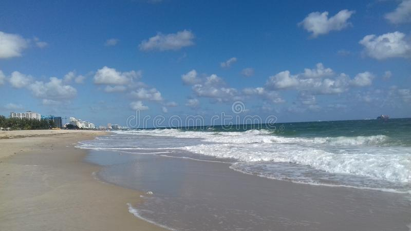 Fort Lauderdale, Florida, EUA imagem de stock