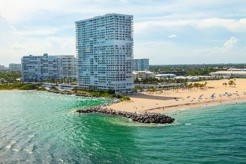 Fort Lauderdale, la Floride photo stock