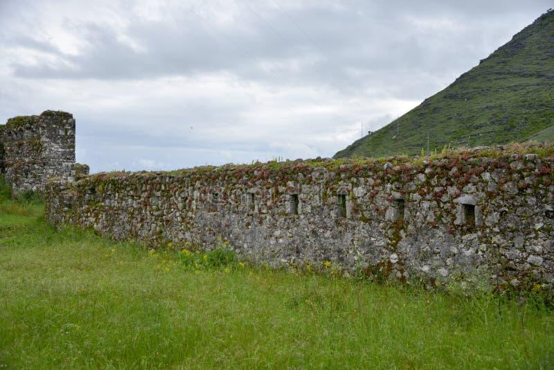 Fort Lesendro, Monténégro photographie stock