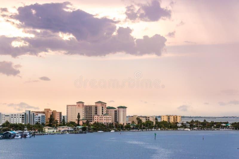 Fort Myers, Florida fotografie stock libere da diritti