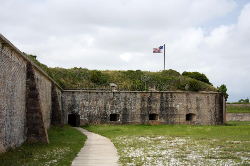 Download Fort Pickens stock photo. Image of places, fortification - 16643972