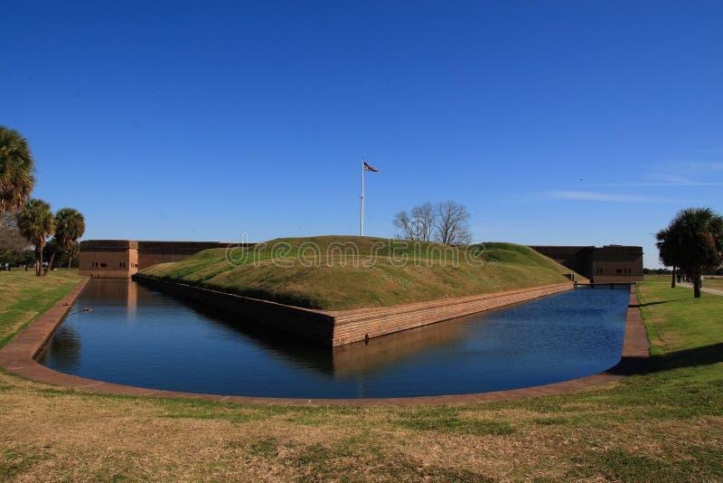 Download Fort Pulaski stock image. Image of image, travel, coast - 7565771