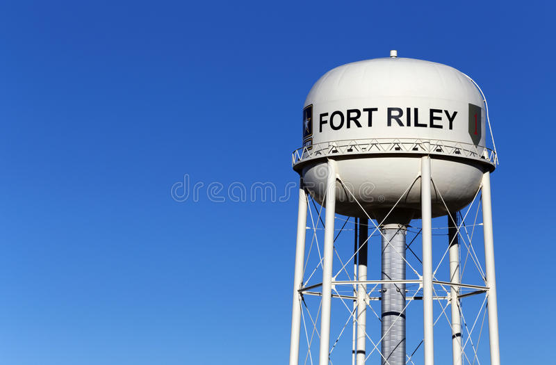 Fort Riley royalty free stock images