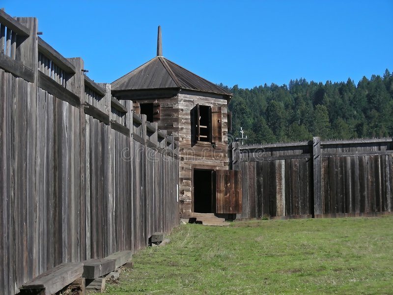 Fort Ross photos stock