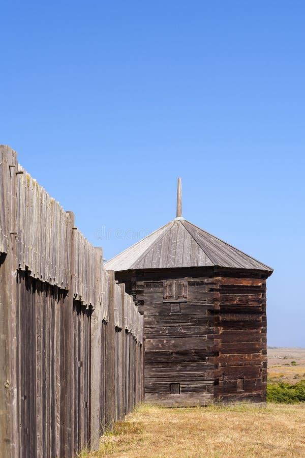 Fort Ross State Historic Park stock fotografie