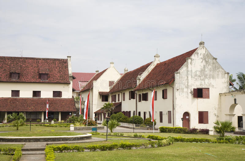Download Fort Rotterdam stock photo. Image of historical, heritage - 16009118