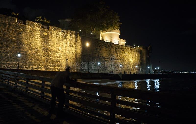 Fort San Felipe del Moro royalty free stock image