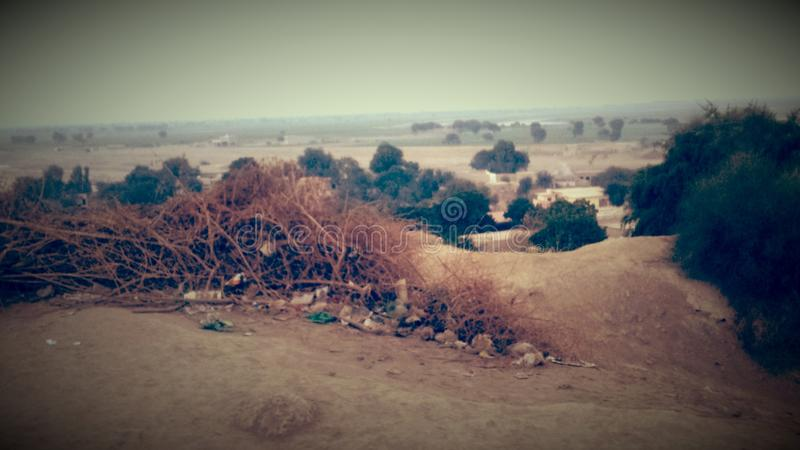 Fort Sehwan obraz stock