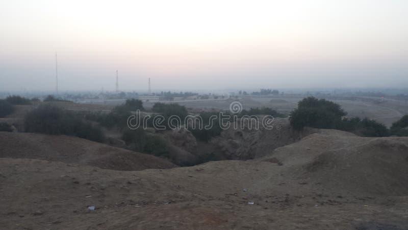 Fort Sehwan zdjęcie royalty free