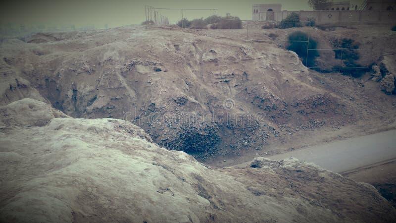 Fort Sehwan obraz royalty free