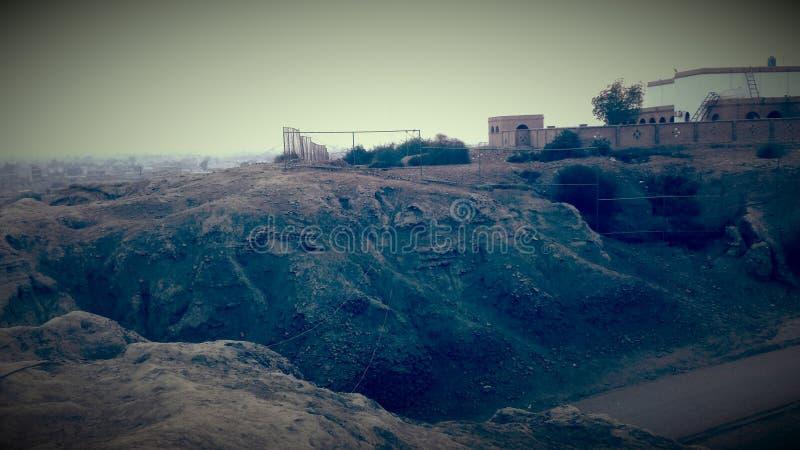 Fort Sehwan fotografia royalty free