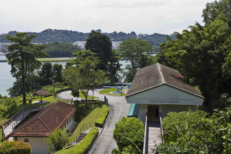 Download Fort Siloso On Sentosa Island Editorial Photography - Image: 20173497