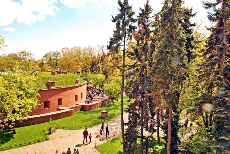 Fort Sokolnickiego obraz royalty free