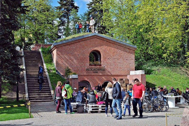 Fort Sokolnickiego zdjęcia stock