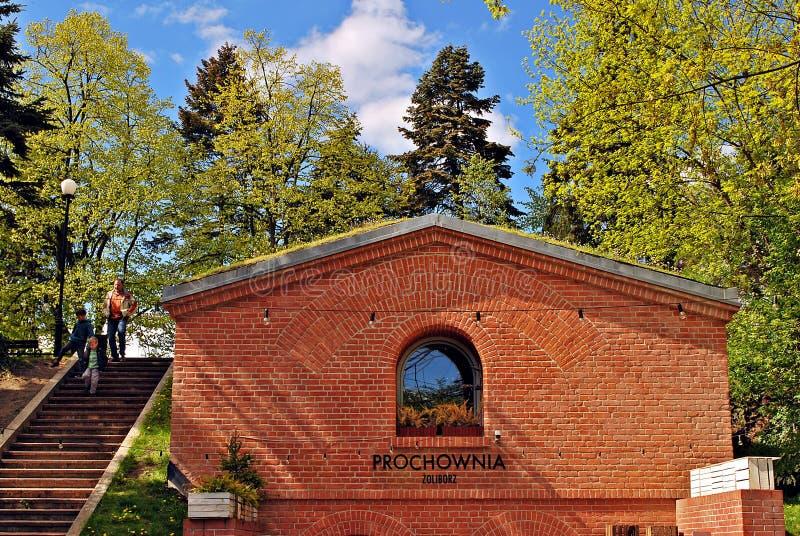 Fort Sokolnickiego royalty-vrije stock foto's