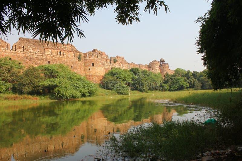 fort stary zdjęcie stock