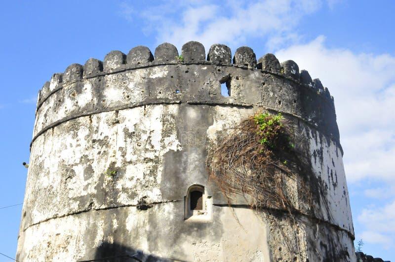fort stary zdjęcie royalty free