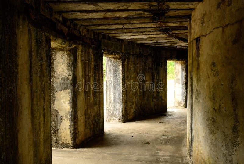Fort Stevens stockfotografie