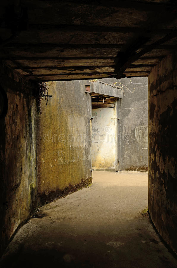Fort Stevens stock fotografie