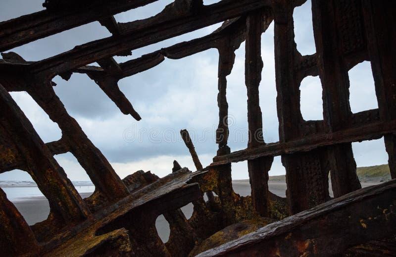 Fort Stevens State Park stock foto