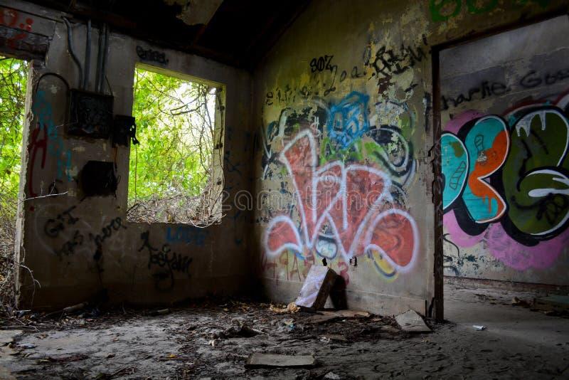 Fort Tilden fotografia stock