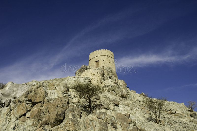 Fort Tower Royalty Free Stock Image