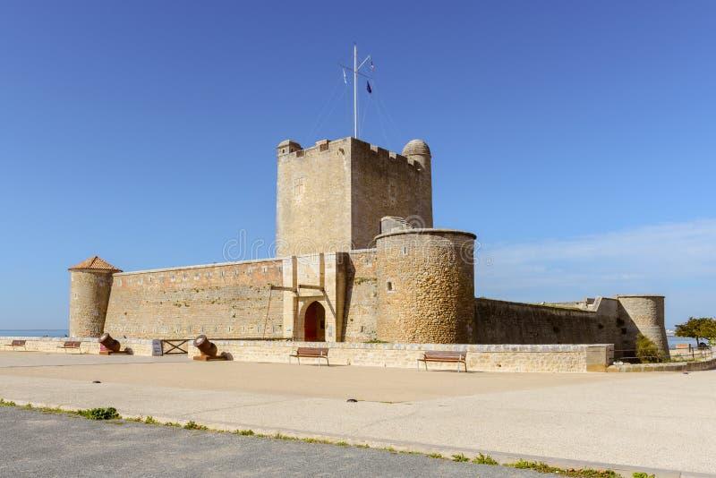 Fort Vauban of Fouras, France. Fort Vauban of Fouras, Nouvelle-Aquitaine, France royalty free stock image