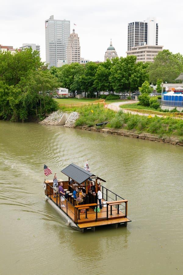 Fort Wayne стоковое изображение