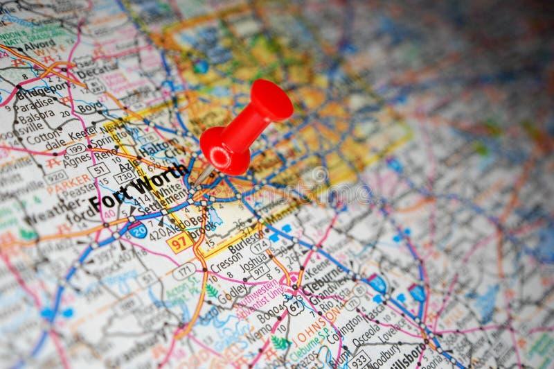 Fort Worth, il Texas immagini stock