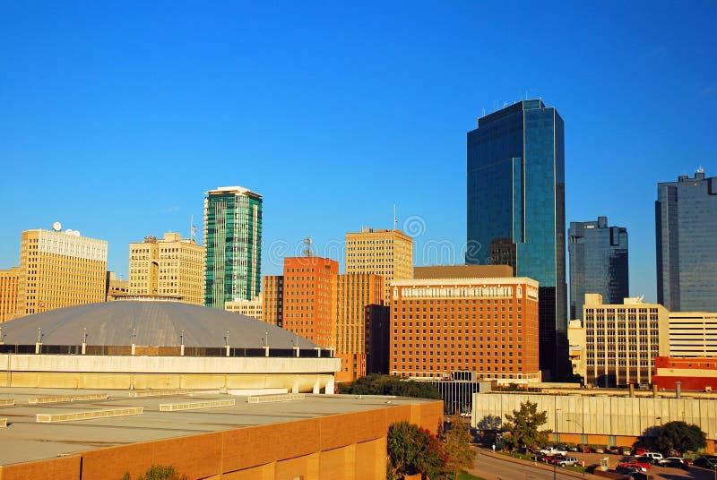 Fort Worth il Texas fotografie stock