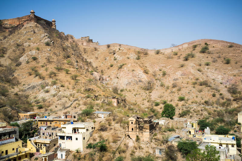 fort złota obrazy stock