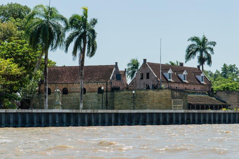 Fort Zeelandia стоковое фото rf