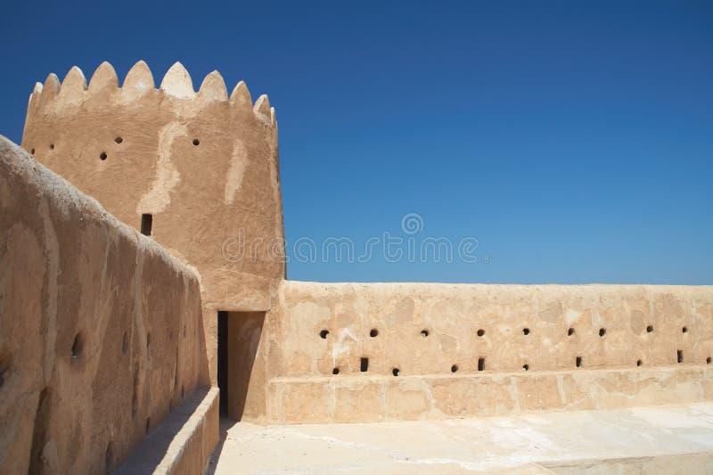 Fort Zubara photo libre de droits