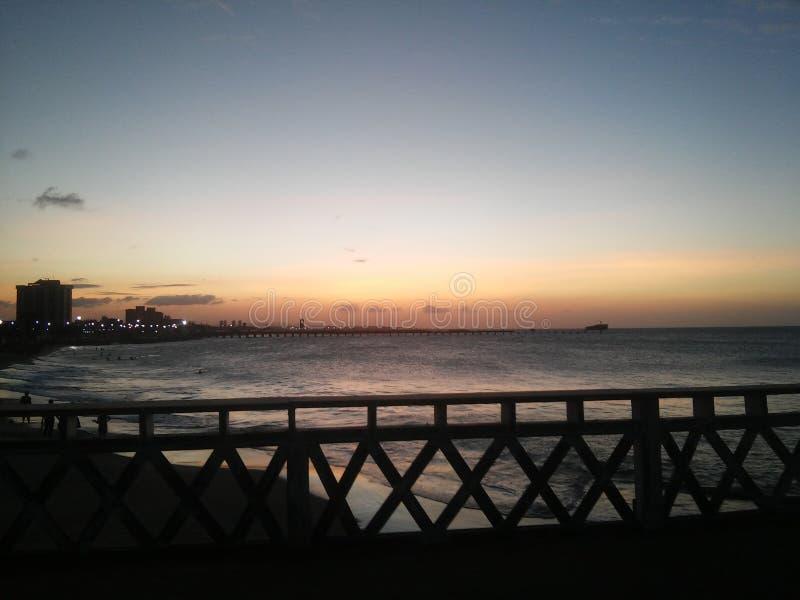 Fortaleza Ce, Brazilië stock afbeeldingen