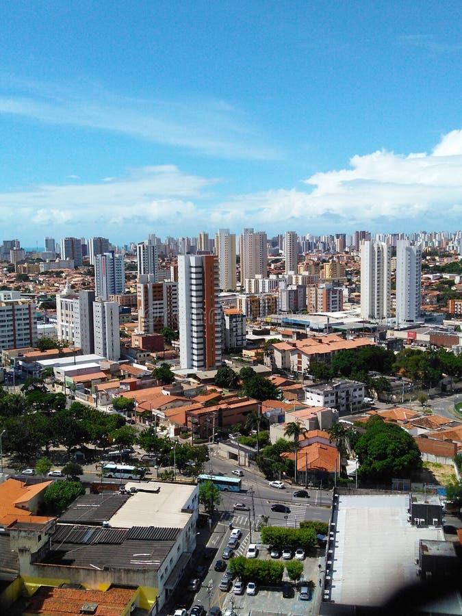 Fortaleza - Cearà ¡ - Brasilien fotografering för bildbyråer