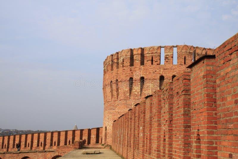 Fortaleza de Ð'efensive imagen de archivo libre de regalías