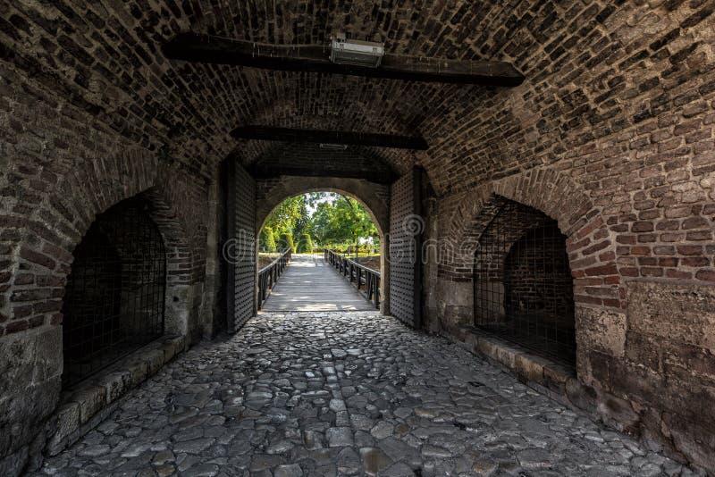 Fortaleza de Belgrado, Belgrado, Sérvia foto de stock royalty free