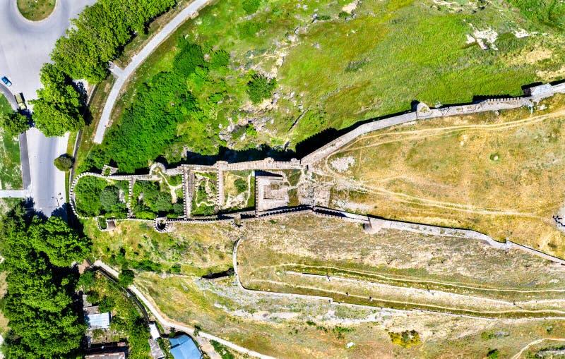 Fortaleza de Gori em Shida Kartli, Geórgia fotos de stock