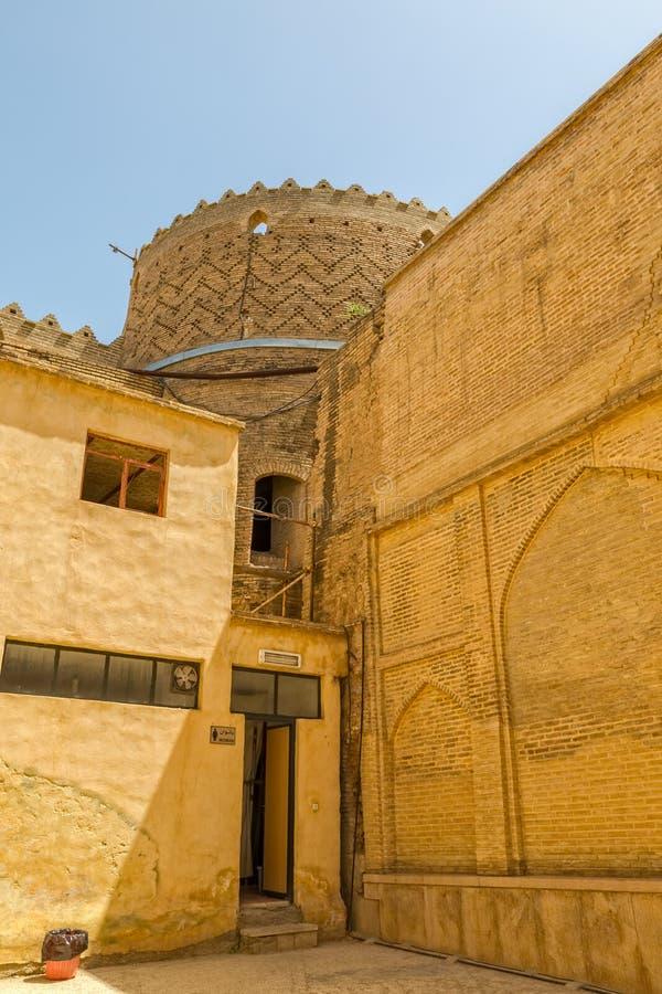 Fortaleza de la ciudadela por dentro de las paredes fotos de archivo libres de regalías