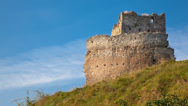 Fortaleza de Malaiesti fotos de stock