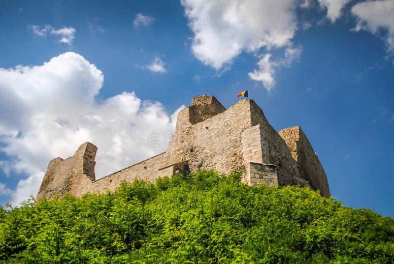 Fortaleza de Neamt imagem de stock