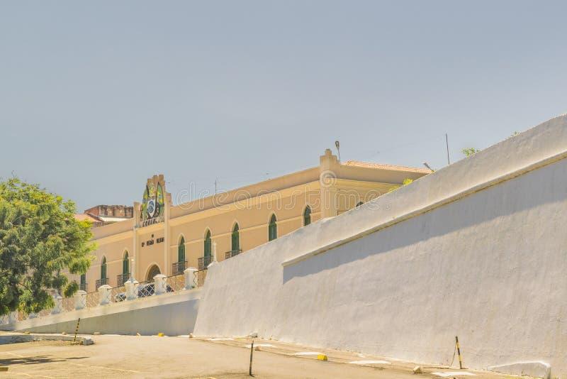 Fortaleza de Nossa Senhora DA Assuncao imagen de archivo