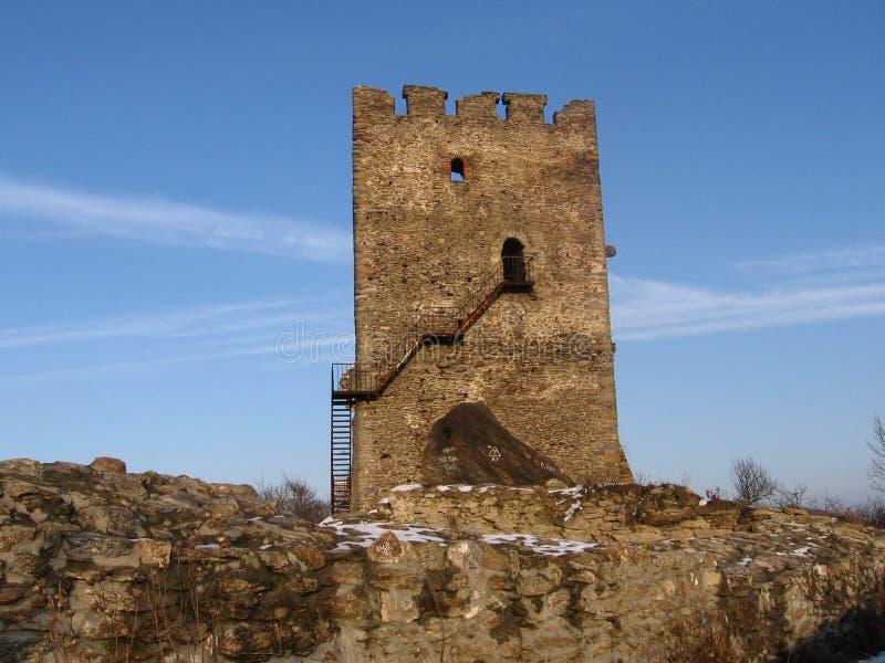 Fortaleza de pedra imagens de stock royalty free