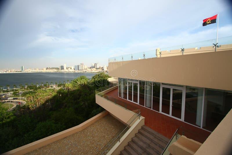 Fortaleza De São Miguel, Luanda -, Angola fotografia stock