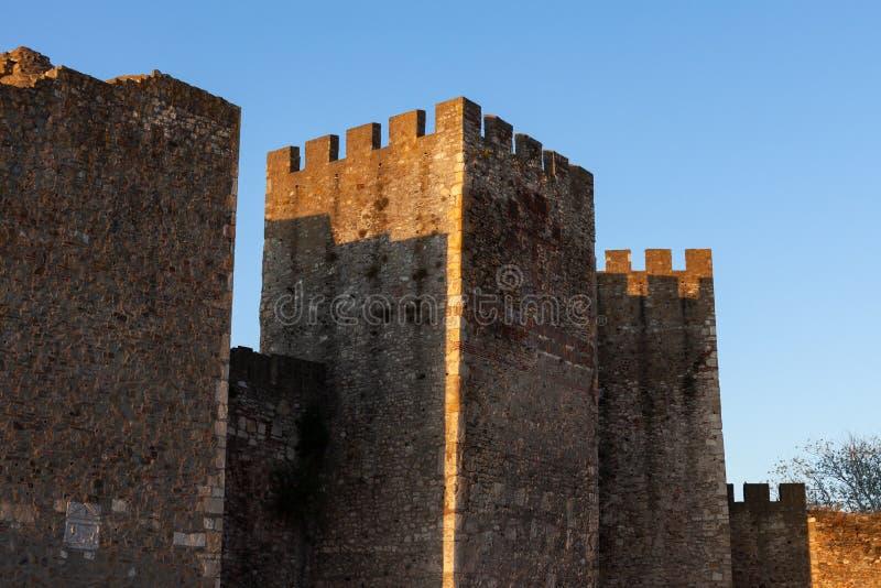 Fortaleza de Smederevo foto de stock